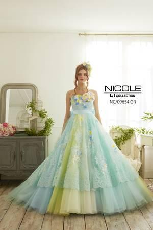 3枚目 【NICOLE】 NC/09654 GR