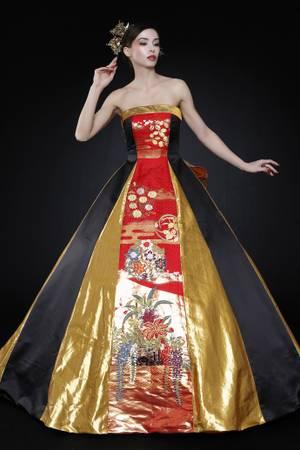 7a98d61e153de 赤・レッド系のカラードレス byみんなのウェディング