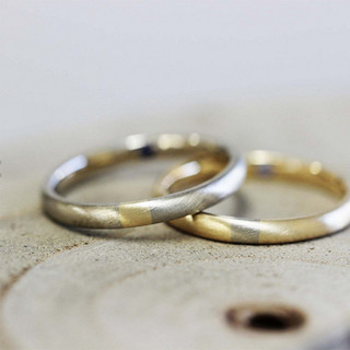 手作り結婚指輪事例