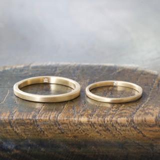 Loop Wedding Ring - ループマリッジリング