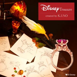 Disney Treasure created by K.UNO