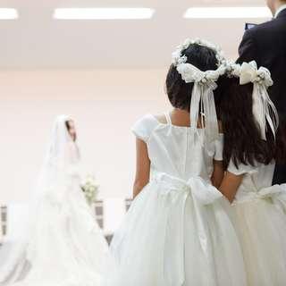 【お得に結婚式】 マタニティ&パパママ婚