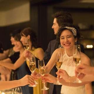 【2020年1月2月3月婚礼限定/約31万円お得】30名187万円