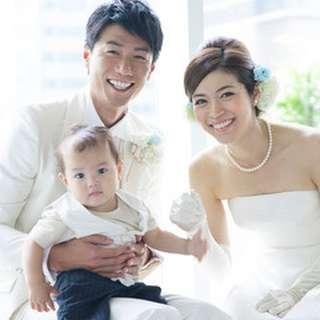 ◇◆40名105万円◆◇マタニティ&パパママ婚限定プラン♪