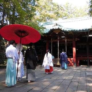 【40名122万円】赤坂氷川神社【神前式】+【披露宴】プラン