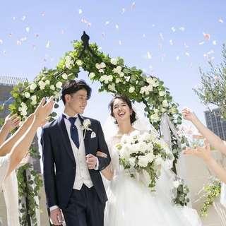 【5大特典付 家族婚専用】10~12月限定の少人数プラン