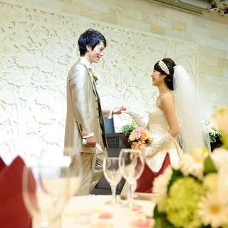 【お披露目パーティー】会費で叶う挙式後パーティー♪