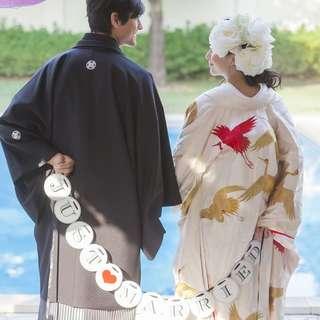 【20名60万円】近隣神社での神前式×パーティプラン