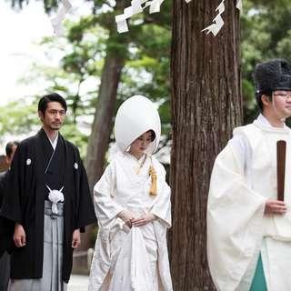 【神社挙式をお考えの方必見】京都神社式プラン♪