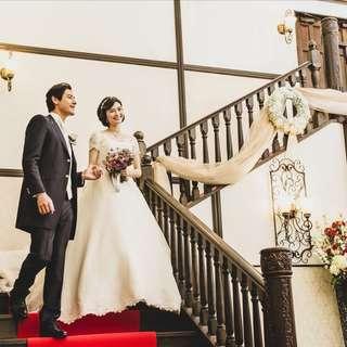 2019年7月迄の結婚式をお考えの方◆プレミアムシーズンプラン◆