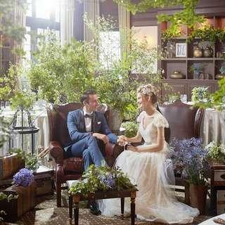 【30名から50名様】今年9月末までのアットホーム結婚式♪