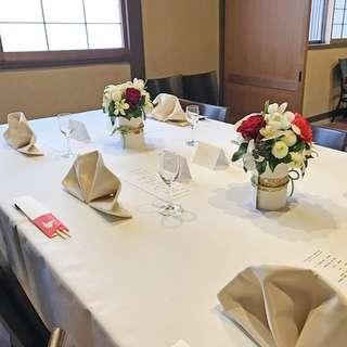 【縁プラン】 弓弦羽神社挙式とお食事会