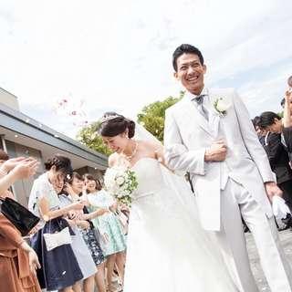 【県北在住カップル限定】挙式&衣裳の特典付☆地元婚プラン♪