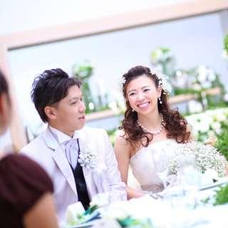 【30名までの結婚式に】ファミリーウエディングプラン