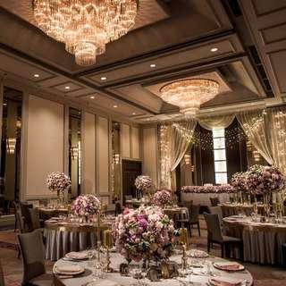【平日仏滅プラン・40名】格式ホテルの結婚式を特別優待価格で