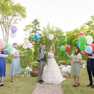 春婚【2020年5月挙式】ウェディングプラン☆