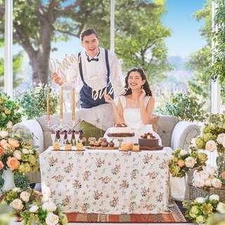 ☆2019年9月までの結婚式限定☆増税前プラン