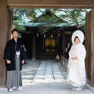 【神前結婚式+ご会食】家族とのシンプルご会食プラン!