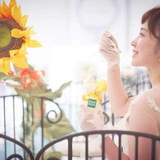 SUMMER WEDDING PLAN(2019年6月~8月挙式)