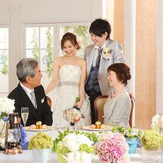 家族婚プラン~10名48万円