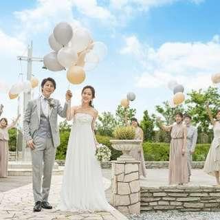 4月までの結婚式が衣装など全て含んで4万8,000円から叶う