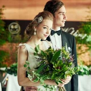 【6月の花嫁限定】幸せ&特典いっぱい♪ジューンブライドプラン