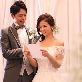 家族挙式プラン《6名様16万円税込》結婚式+宴会+家族写真