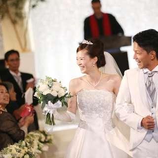 100日以内での結婚式限定!!結婚式応援プラン(20名様~)