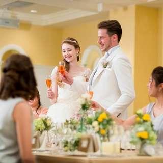 家族婚や友人婚でもOK  エンジェルウエディング