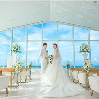 2020年2月末までの結婚式が、7万3700円で叶う