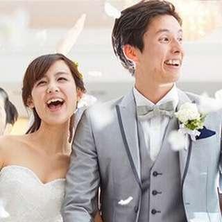 7月、8月の結婚式が衣装など全て含んで4万8,000円で叶う