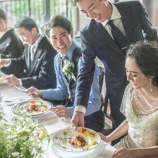 《6名様~》アットホームカジュアル家族婚プラン