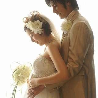 【マタニティ・パパママ婚限定】 67000円挙式プラン