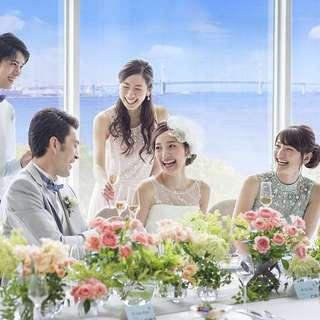 ≪挙式+6名会食¥98,000≫挙式・衣裳・美容・会食を含む