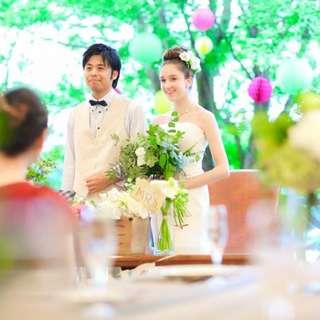 少人数婚プレミアムレストランウエディングプラン 挙式+食事会