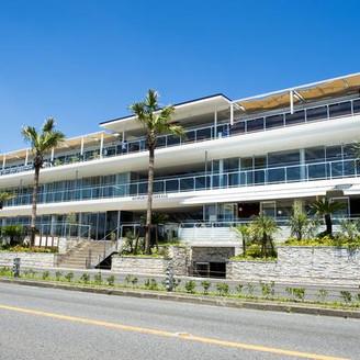 鎌倉のビーチフロントに佇むGREENROOM BEACH CLUB!!