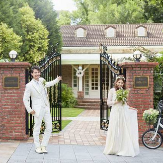 「二人の別荘へようこそ!」をテーマにゲストへのおもてなし。「神戸」「北野」で結婚式を挙げるなら「神戸北野ル・ヴァンヴェール」