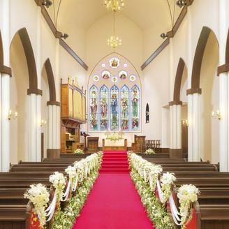 185年の歴史と伝統を受け継いだ礼拝堂