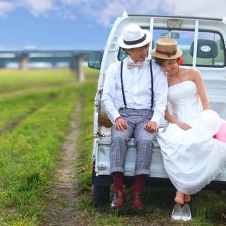 できない結婚式、ゼロに。