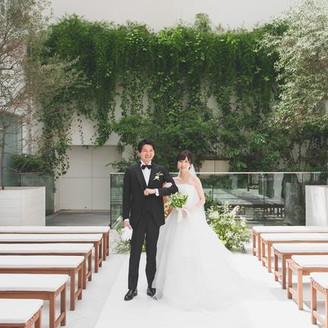 チャペルは結婚式の日にしか現れません