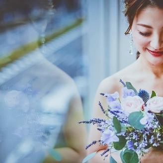 もちろん装花もお持込可能。ご友人のフローリストにお願いすることも出来ます♪