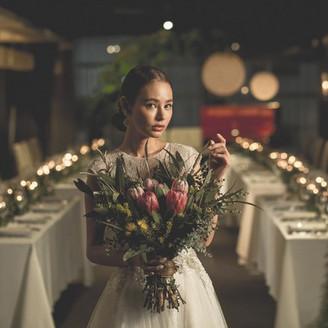 CROSS WEDDING こだわりの空間演出で個性を表現