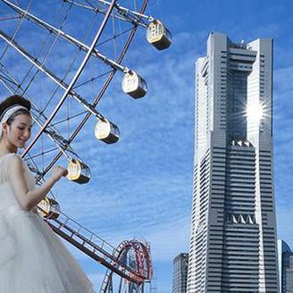 みなとみらいのシンボル横浜ランドマークタワー内のホテル