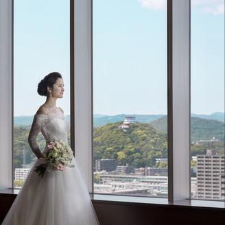 19階 スカイバンケット宙(そら)/ ホテル高層階ワンフロア貸切が叶う。大切なゲストへ景色も大切なおもてなしに…