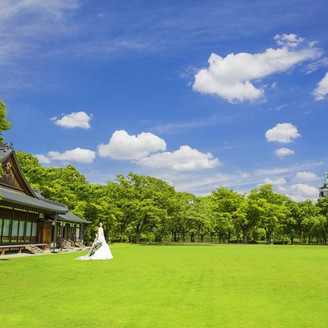 【梅田から10分・無料送迎あり】大阪城の麓、2万坪のスケールで広がる庭園に佇む非日常空間。APEC95にて世界各国の賓客を招いた「本物」の迎賓館を貸し切りで叶える贅沢なおもてなし