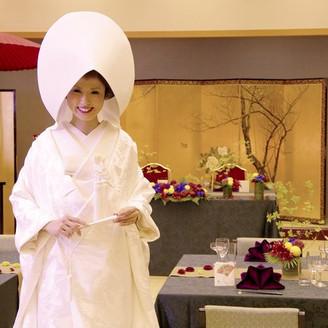和装と和室で日本古来の宴を演出致します