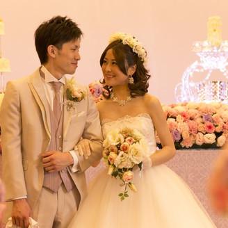 花嫁から人気なコーディネート