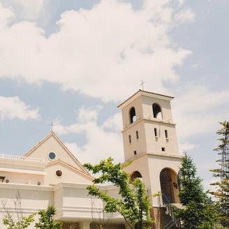 南フランス結婚式の街