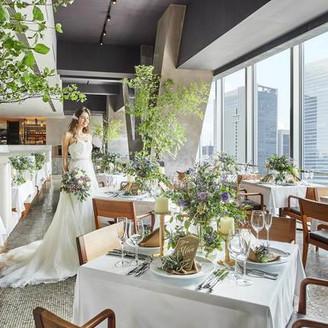 地上13階からの絶好の眺望が迎える、ゲストにも大評判な空間