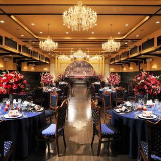 ゲストに満足してもらえる豪華なおもてなしができるのも広い空間ならでは。